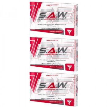 TREC S.A.W. BOX 90CAPS SAW