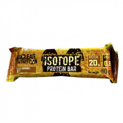 NUCLEAR NUTRITION Isotope Protein Bar 60g BATON BIAŁKOWY