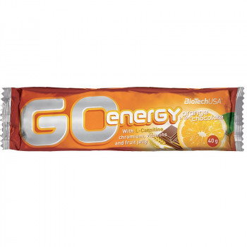 Biotech USA Go Energy Bar 40g BATON ENERGETYCZNY