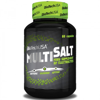 Biotech USA Multi Salt 60caps