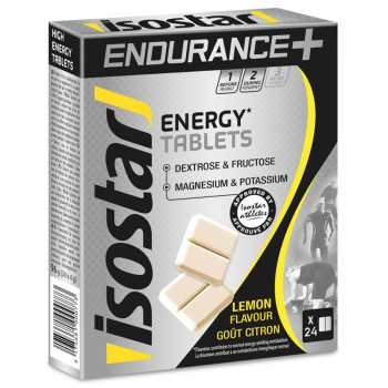 Isostar Endurance+ Energy Tablets 24tabs
