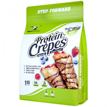 SportDefinition Protein Crepes 1000g
