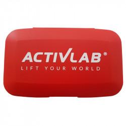 ACTIVLAB Pillbox Red