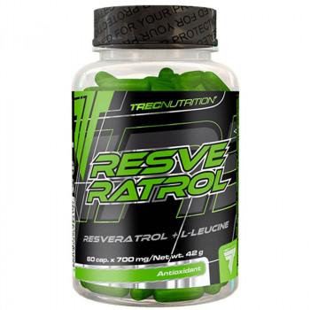 TREC Resveratrol 60caps
