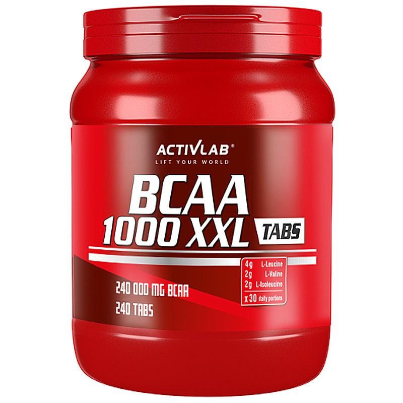 ACTIVLAB BCAA 1000 240tabs