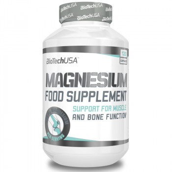 Biotech USA Magnesium 120caps