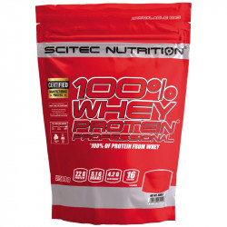 SCITEC 100% Whey Protein Professional 500g