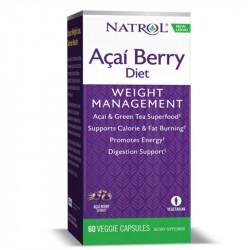 NATROL Acai Berry Biet 60vegcaps