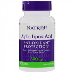 NATROL Alpha Lipoic Acid 600mg 45tabs