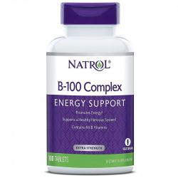 NATROL B-100 Complex 100tabs