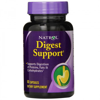 NATROL Digest Support 60caps