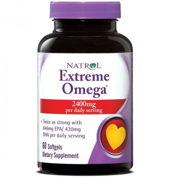 NATROL Extreme Omega 60caps