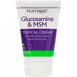 NATROL Glucosamine&MSM 118ml