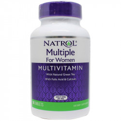 NATROL Multiple For Women 90tabs