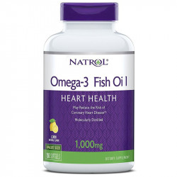 NATROL Omega-3 Fish Oil 1,000mg 150caps