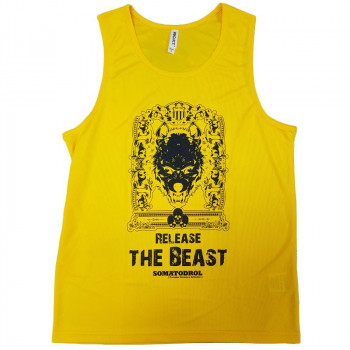 IRIDIUM LABS Release The Beast Tank Top