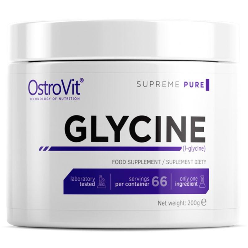 OSTROVIT Supreme Pure Glycine 200g