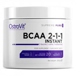 OSTROVIT Supreme Pure BCAA 2-1-1 Instant 200g