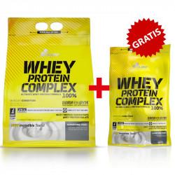 OLIMP Whey Protein Complex 100% 2270g + OLIMP Whey Protein Complex 100% 600g GRATIS!!!