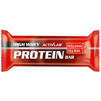 ACTIVLAB High Whey Protein Bar 44g