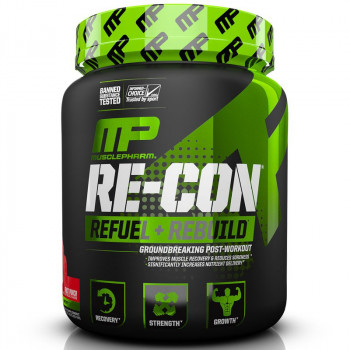 MUSCLE PHARM Re-Con REFUEL + REBUILD 1200g