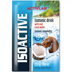 ACTIVLAB Isoactive Woda Kokosowa 25,5g