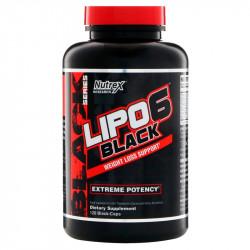 NUTREX Lipo-6 120caps