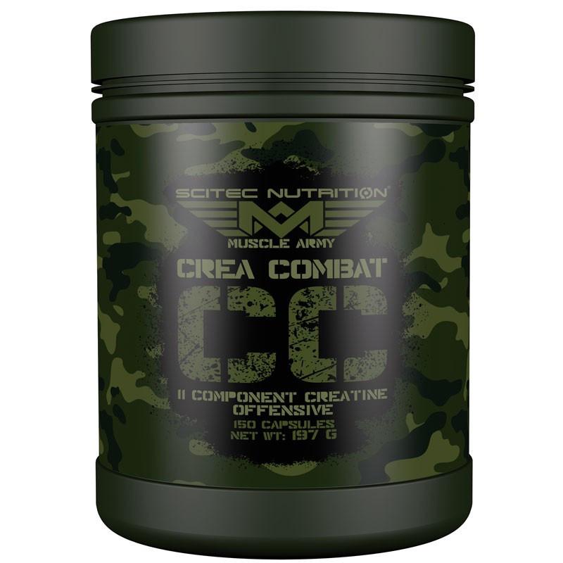 SCITEC Muscle Army Crea Combat 150caps