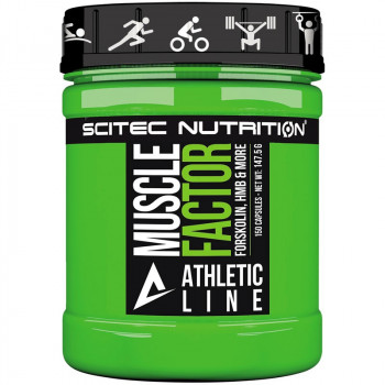 SCITEC Muscle Factor 150caps