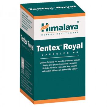 HIMALAYA Tentex Royal 60caps