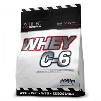 HI TEC Whey C-6 2250g Zip C6