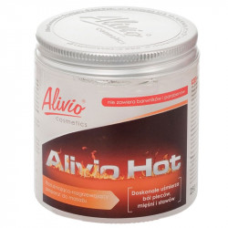 Alivio Cosmetics Alivio Hot 250ml ZEL ROZLUŹNIAJĄCO-ROZGRZEWAJĄCY