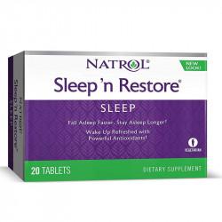 NATROL Sleep'n Restore 20tabs