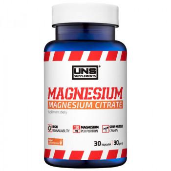 UNS Magnesium Citrate 30caps