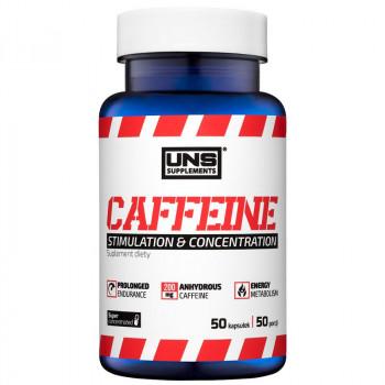 UNS Caffeine 50caps