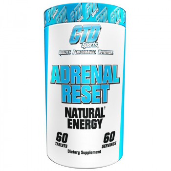 CTD SPORTS Adrenal Reset 60tabs