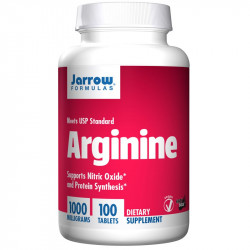 JARROW FORMULAS Arginine 100tabs