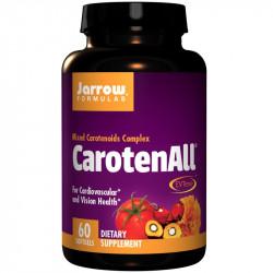 JARROW FORMULAS CarotenAll 60caps