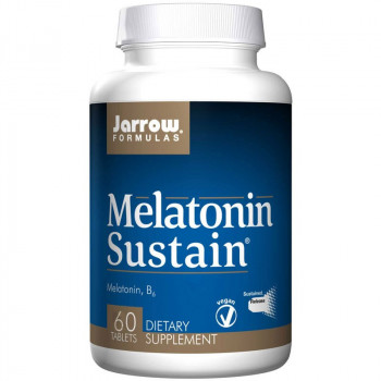 JARROW FORMULAS Melatonin Sustain 60tabs