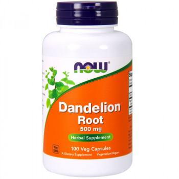 NOW Dandelion Root 500mg 100vegcaps