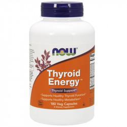 NOW Thyroid Energy 180vegcaps
