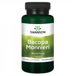 SWANSON Bacopa Monnieri 250mg 90caps