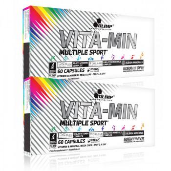 OLIMP Vita-Min Multiple Sport Mega Caps 120caps