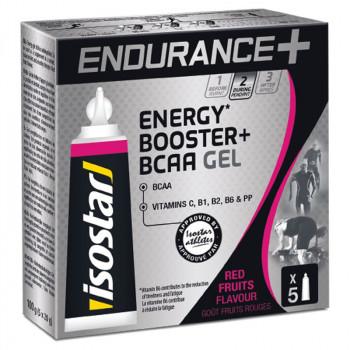Isostar Endurance+ Energy Booster+BCAA Gel 100g ZELE ENERGETYCZNE