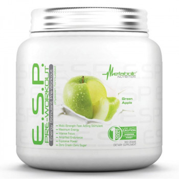 METABOLIC NUTRITION E.S.P. Pre-Workout 300g