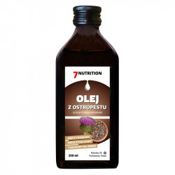 7NUTRITION Olej Z Ostropestu 250ml