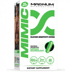 MAGNUM NUTRACEUTICALS Mimic 60caps