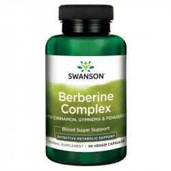 SWANSON Berberine Complex 90vegcaps