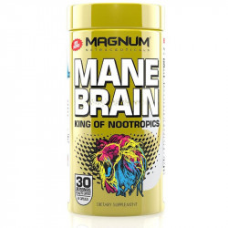 MAGNUM NUTRACEUTICALS Maine Brain 60caps