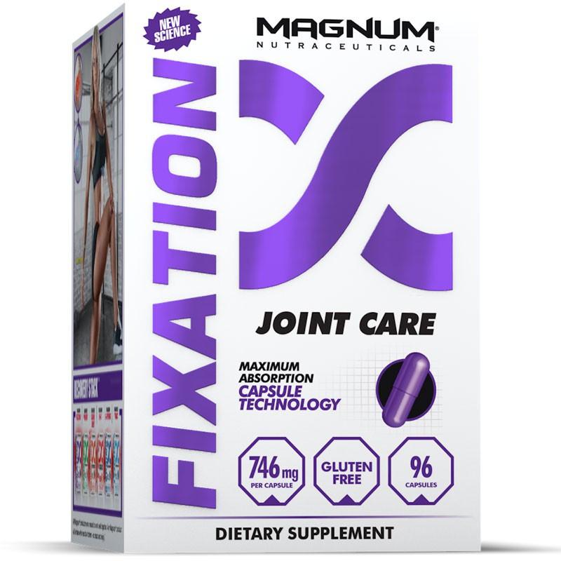MAGNUM NUTRACEUTICALS Fixation 96caps